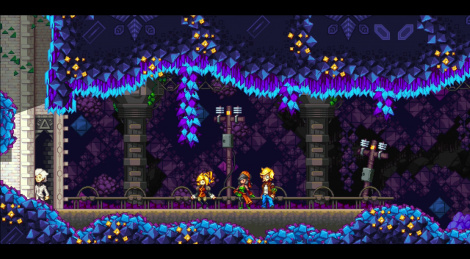 Iconoclasts revient sur Switch