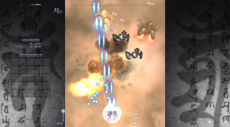 Ikaruga is back on Switch