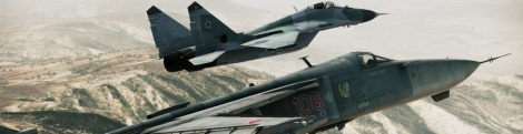 Images of Ace Combat Assault Horizon