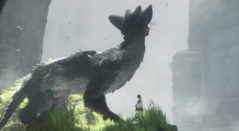 Images of The Last Guardian