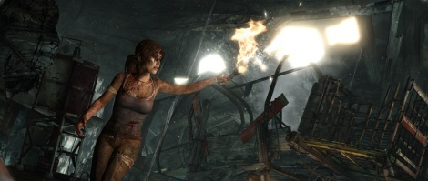Images of Tomb Raider