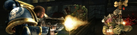 Images of Warhammer 40,000: Space Marine
