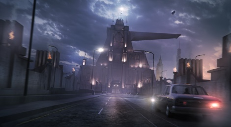 Images of Wolfenstein: The New Order