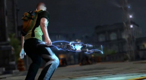 InFamous 2 gameplay video