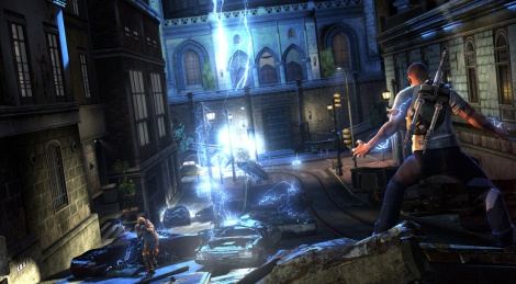 InFamous 2 gets 2.0