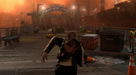 InFamous 2 homemade video