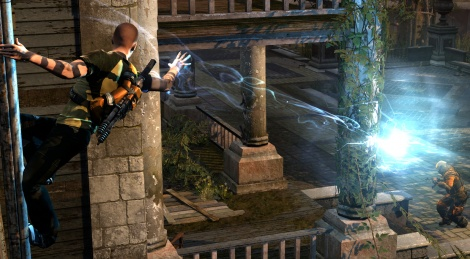 Infamous 2 images and video