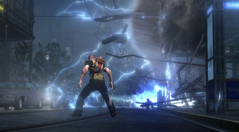 InFamous 2 shows itself