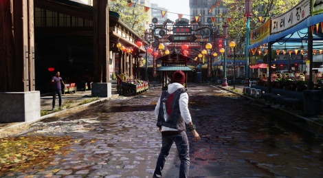 inFamous Second Son back on GSY