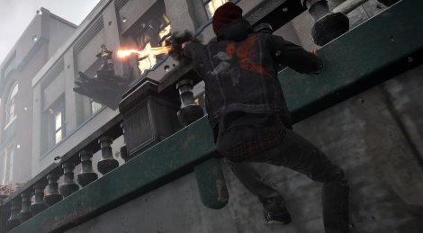 Infamous Second Son images