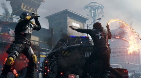 inFamous: Second Son in images