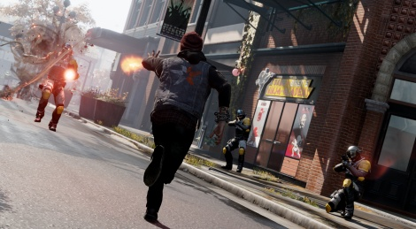 inFamous Second Son new screens