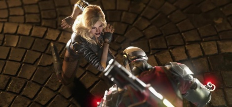 Injustice 2: Gameplay de Black Canary