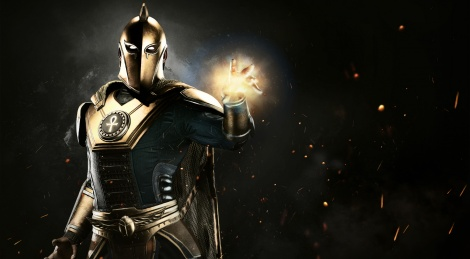 Injustice 2 introduces Dr. Fate