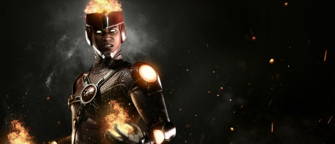 Injustice 2 unveils Firestorm