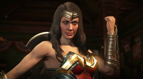 Injustice 2 unveils Wonder Woman