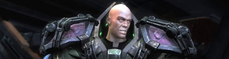 Injustice: Lex Luthor trailer