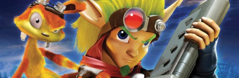 Jak & Daxter Trilogy also on VITA