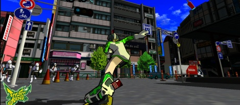 Jet Set Radio coming this Summer