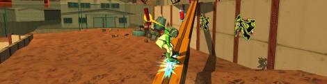 Jet Set Radio coming to Vita