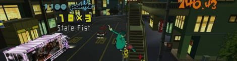Jet Set Radio gets price tagged