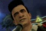 Johnny Cash in Guitar Hero V