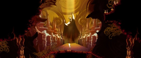 Jotun creators reveal Sundered