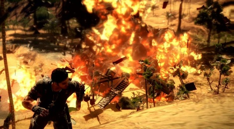 Just Cause 2 demo video
