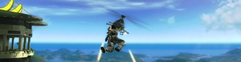 Just Cause 2: Grappling Hook