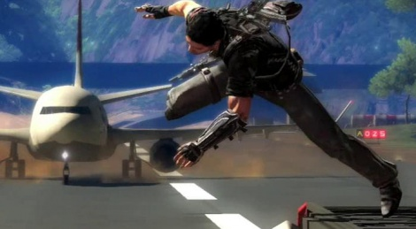 Just Cause 2: New stunt video