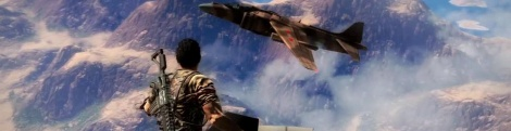 Just Cause 2: Sabotage