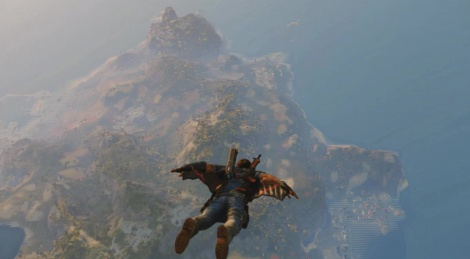 Just Cause 3 first dev diary