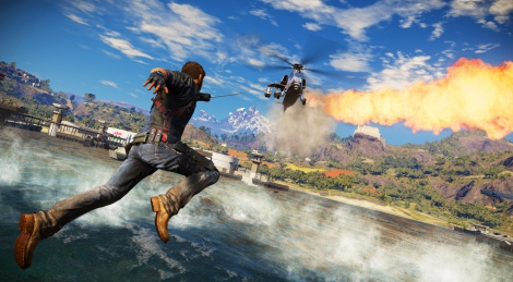Just Cause 3 new screenshots
