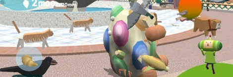 Katamari Vita: Screens & Trailer