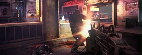 Killzone Mercenary shows multiplayer