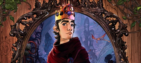 King's Quest: Chapter 2 dated