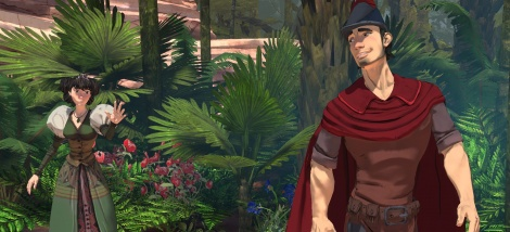 King's Quest: Chapter 3 is out