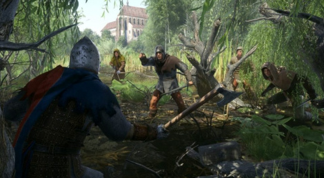 Kingdom Come: Deliverance Trailer