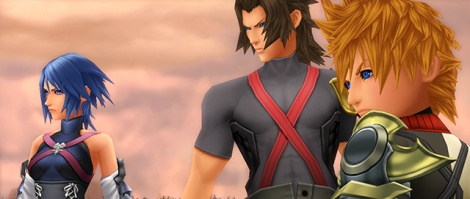 Kingdom Hearts HD 2.5 coming in 2014
