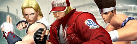 KOF XIV: Team Fatal Fury Trailer