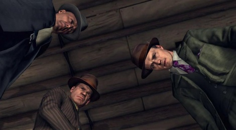 L.A. Noire gameplay video