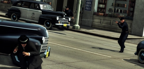 L.A. Noire goes on patrol