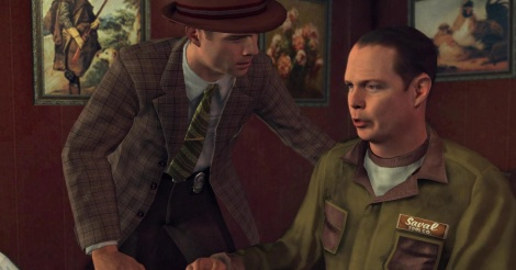 L.A. Noire new gameplay video