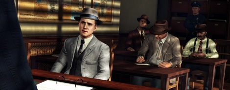 L.A. Noire Shots for PC