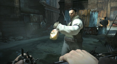 L'expérience Dishonored