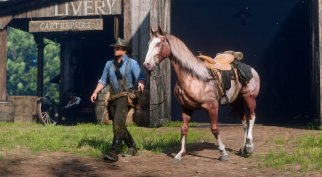 La faune de Red Dead Redemption 2