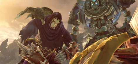 La Mort raconte Darksiders II