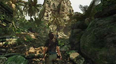 Lara crafting replay