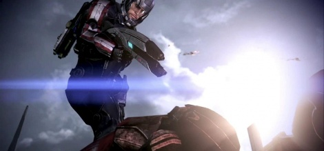 Launch Trailer of Mass Effect 3