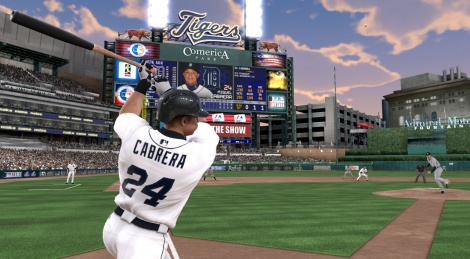 Launch trailer of MLB 14: The Show